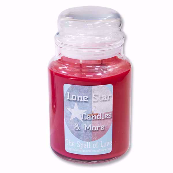 The Spell of Love | Classic Jar Candle | 31oz Storage Jar | Bubble Lid