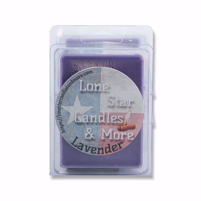Lavender | Clamshell | Soy Wax Melt